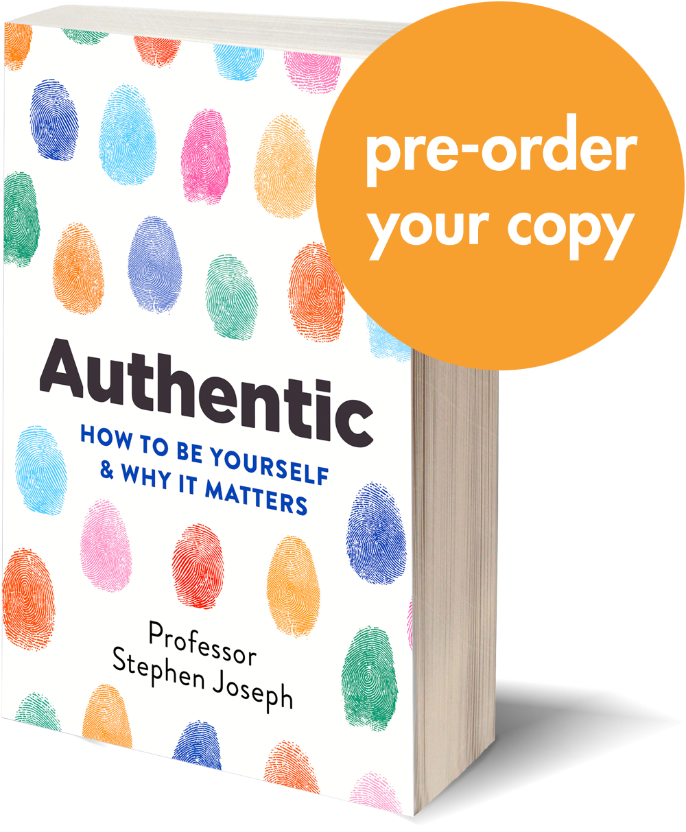 Authentic by Professor Stephen Joseph